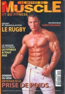 Cover Le Monde du Muscle Christian Engel