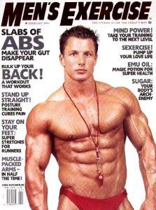 Cover Men's Exercise - Christian Engel